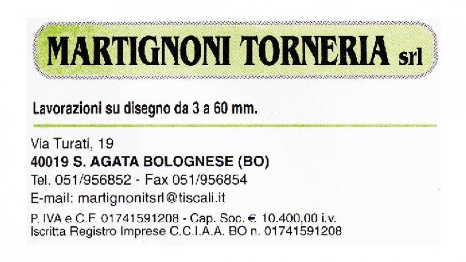 Martignoni Torneria