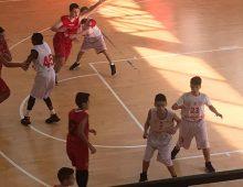 Under 13 Elite: Pol. Assigeco Piacenza - Diablos Basket