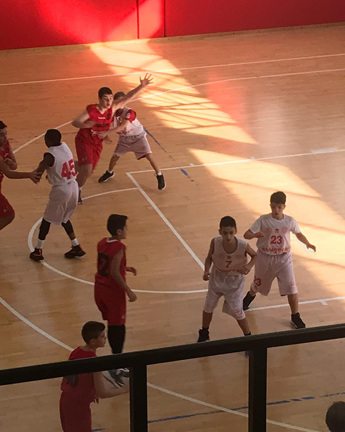 Under 13 Elite: Pol. Assigeco Piacenza – Diablos Basket