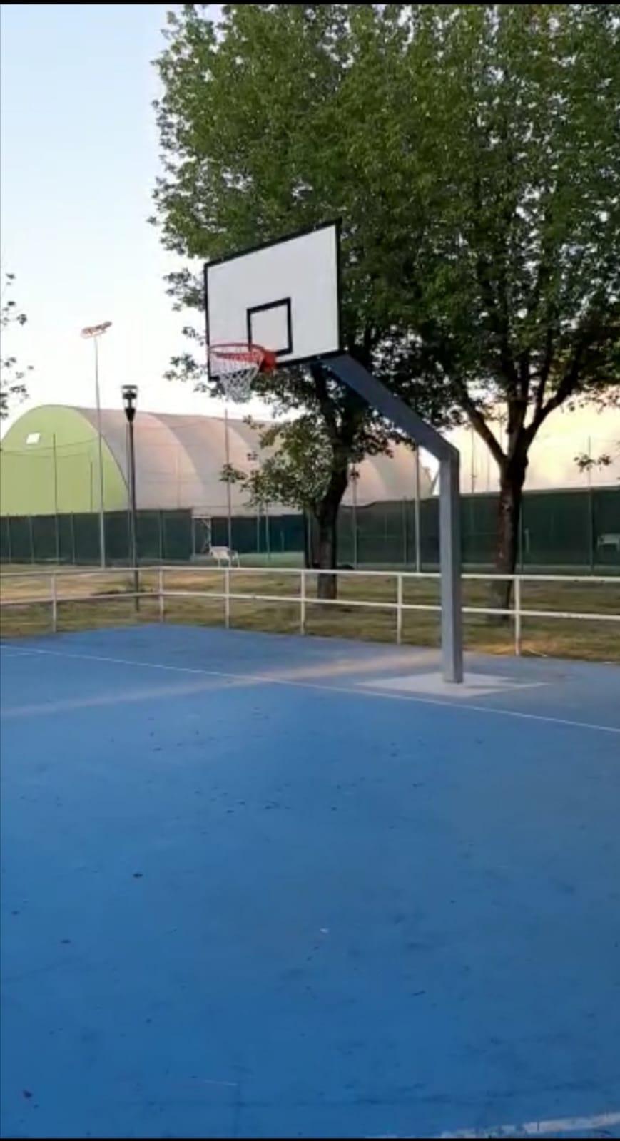 Ristrutturazione Campo presso Centro Sportivo